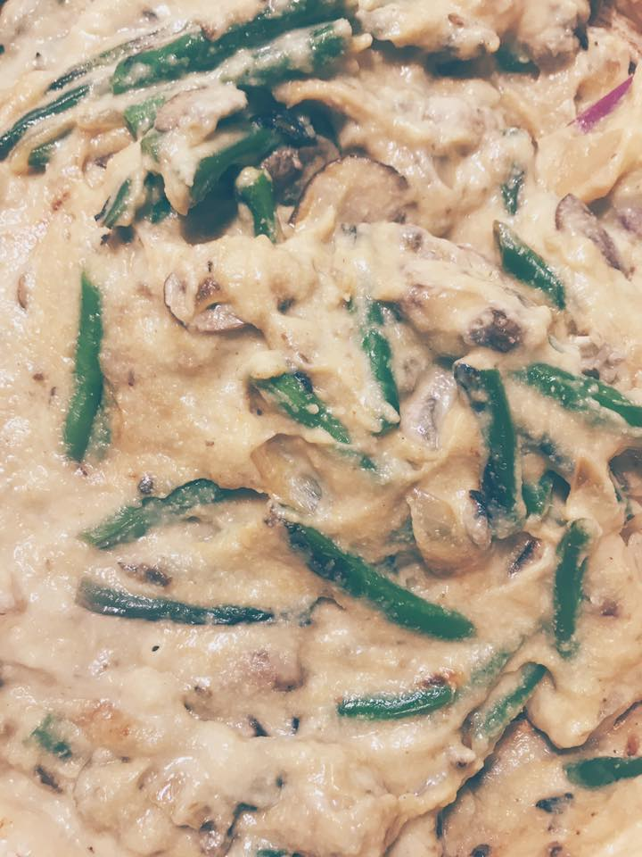 greenbean casserole mix