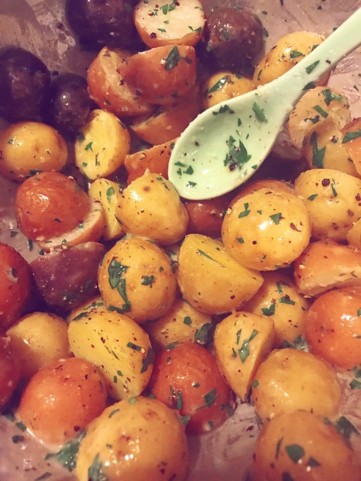 swedish meatballs potatoes